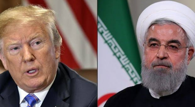 Iran's president, Rouhani celebrates Trump's exit from White House, says a tyrant's era has come to an end