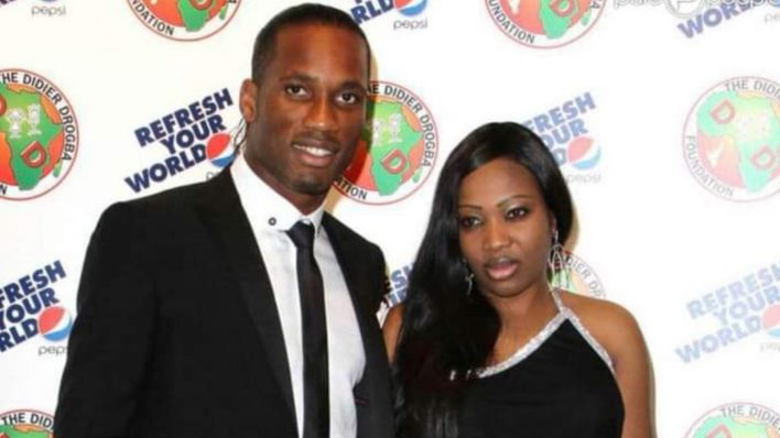 Chelsea legend Drogba announces separation from wife after 20 years together