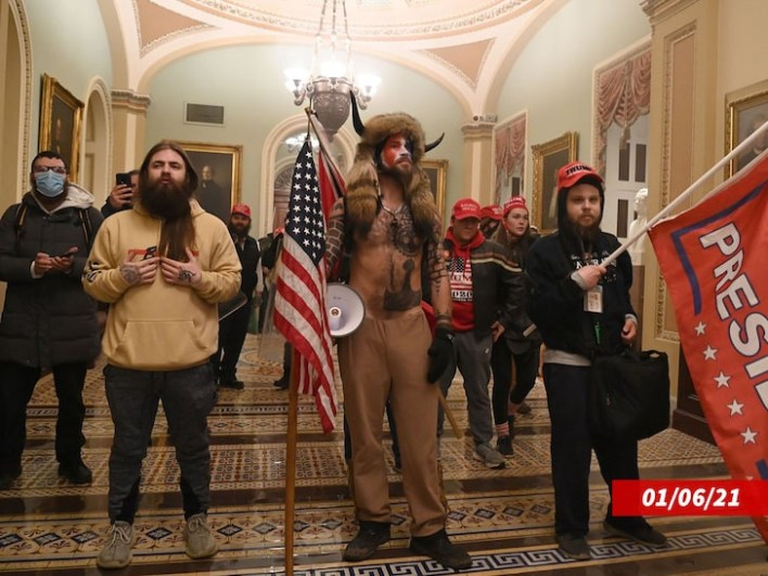 Capitol rioters planned to capture and kill politicians, Feds alleges