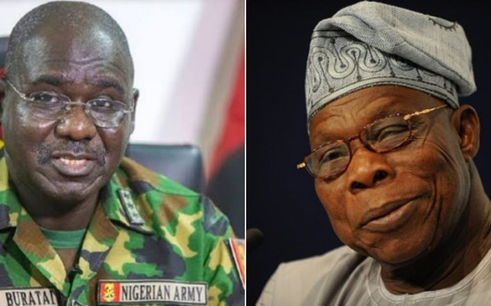 How Obasanjo nearly retired me from the army 21 years ago – Buratai