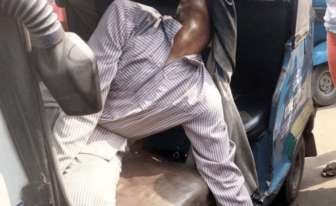 34-year-old Tricycle Rider Commits Suicide In Delta (Photo)