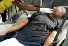 Man found dead in his car in Magodo, Lagos