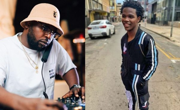 DJ Maphorisa teases new song with talent he recently found – Watch