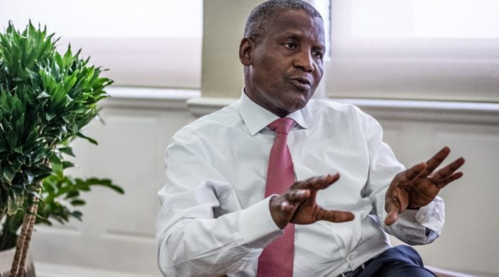 Despite Losing $900m, Dangote Maintains First Place As Two Other Nigerians Make Africa Billionaires' List