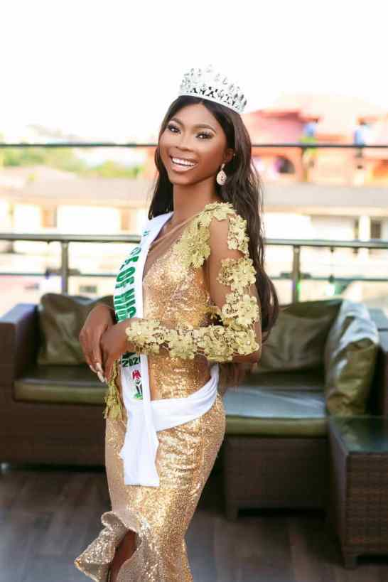 """I Want To Setup An Internationally Recognised Fashion Brand In Nigeria""- Beauty Queen, Nnenna Okorie Says"