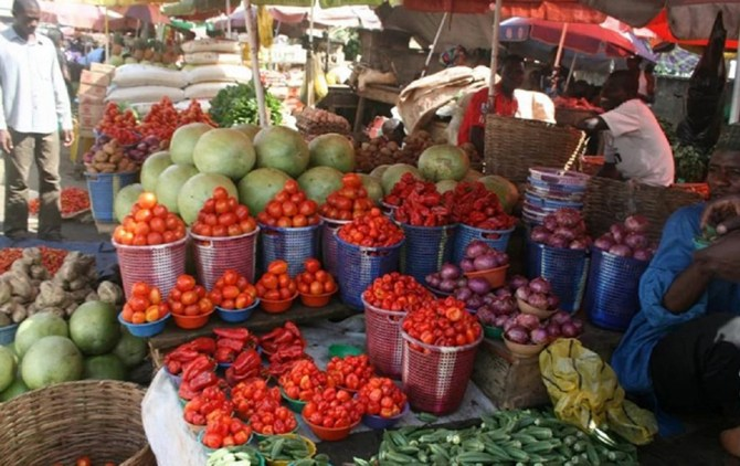 Nigeria records highest jump in food inflation since 2016
