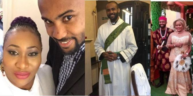 Uk-based Pastor allegedly assaults and abandon his wife, marries another lady in Nigeria