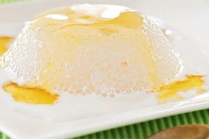 Sago Pudding