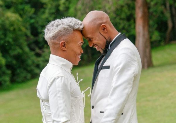 Somizi and Mohale are reportedly set to divorce – Mzansi reacts
