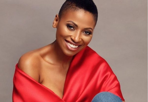Zonke shares sizzling selfie of herself