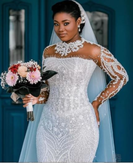 6 gorgeous wedding dresses on trends for 2021 brides