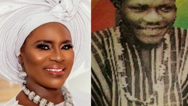 Veteran actress, Idowu Phillips aka Mama Rainbow remembers her husband who died 37 years ago