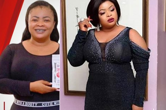Dayo Amusa responds to trolls who body-shamed her and said she's not fit to be a model for a weightloss brand