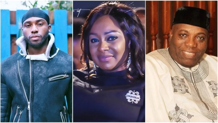 'God is blessing the looters with embarrassment' – Victoria Inyama reacts to Bolu Okupe coming out as gay