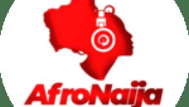 Naked man seen strolling through London
