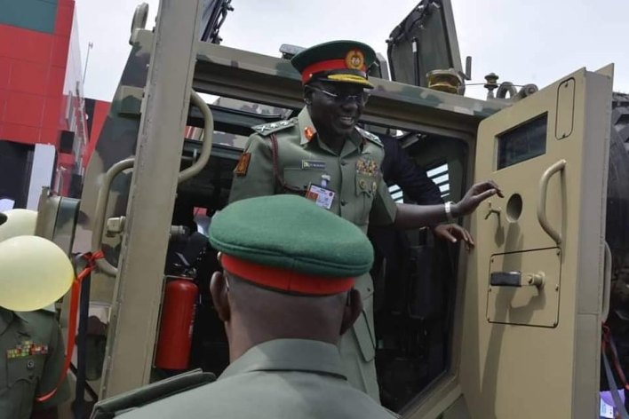 Buratai, other service chiefswill be missedforrestoring peace in South-East– Igbo group