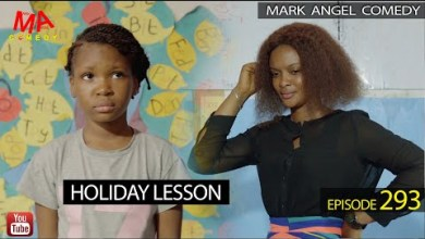 HOLIDAY LESSON (Mark Angel Comedy) (Episode 293)