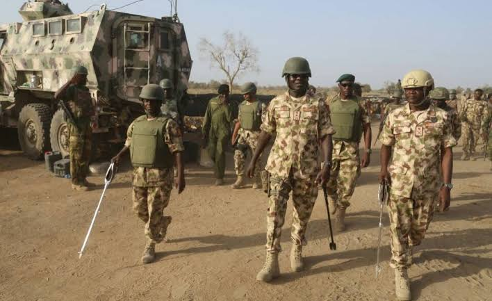MARTE: Anti-terrorism coalition applauds Nigerian Army, troops for victory over Boko Haram insurgents