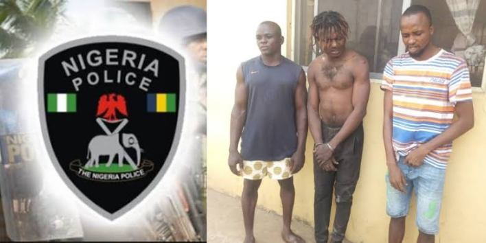 Three arrested for allegedly beating 23-year-old to death over alleged phone theft in Ogun