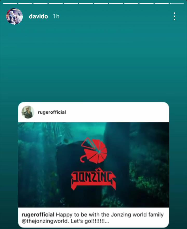 Don Jazzy excited as D'Prince signs new artiste, Ruger