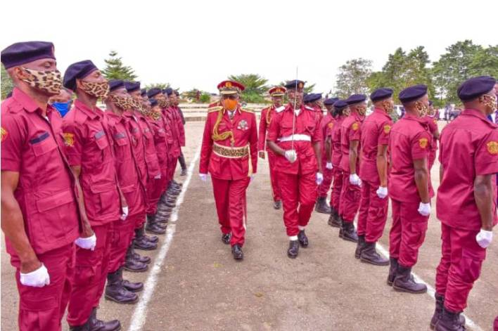 Ondo State Governor Inaugurates Amotekun