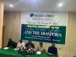 Resist attempts by elements in Diaspora to throw country into war, Nigeria First warns