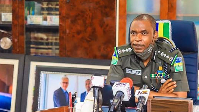 #EndSARS protesters want to join police – IGP