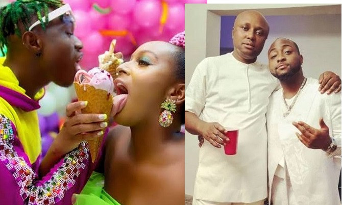 DJ Cuppy to sue Davido's aide, Israel DMW, for libel and defamation over his claims on Zlatan