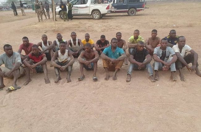 Troops nab suspected kidnappers of Taraba youths
