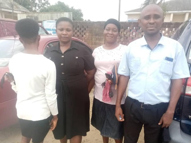 Rivers varsity security officer arrested for allegedly abducting and raping 16-yr-old girl at gunpoint