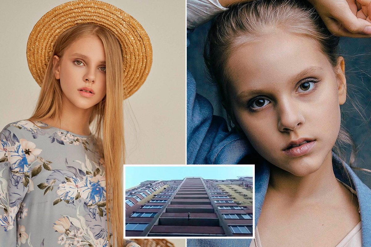 """Child model, Varvara Vlasova, and her friend, die after joining an online """"death group"""""""
