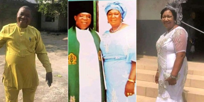 PHOTOS: Anglican priest, wife, house help die mysteriously in Abia