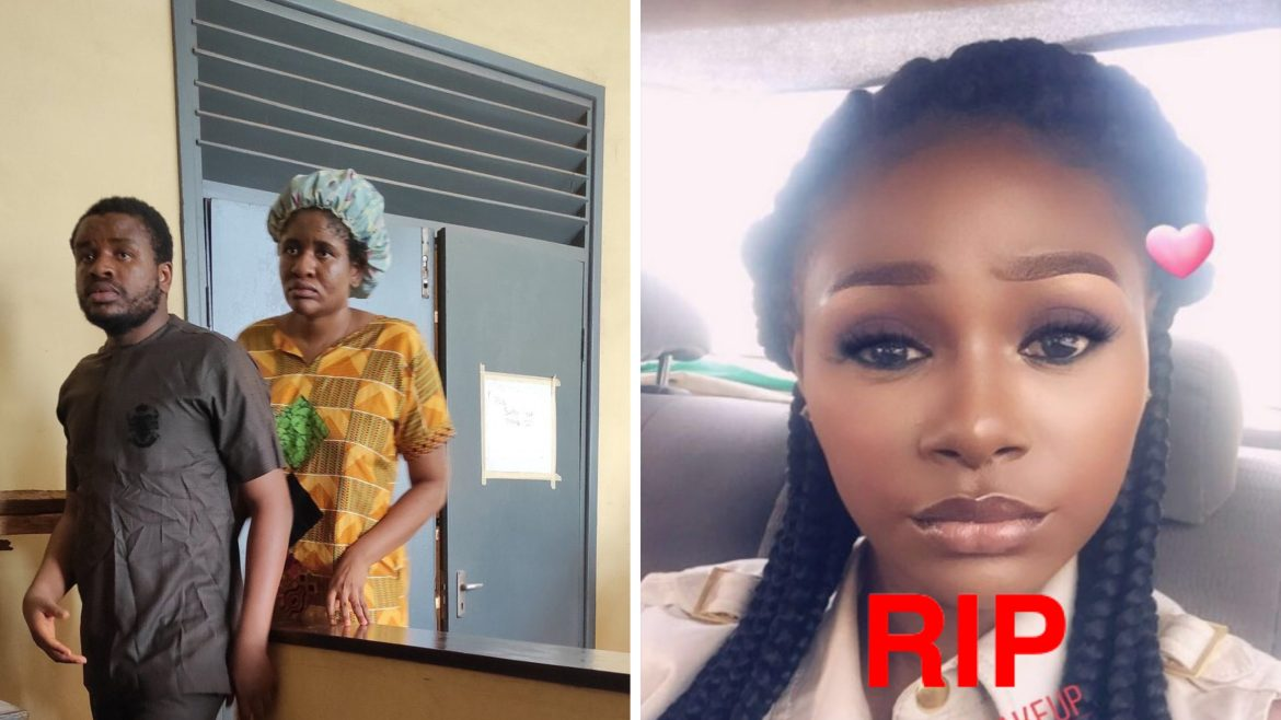 Ijeoma Nweke: Two Siblings Kill Makeup Artist For Having An Affair With Sister's Boyfriend