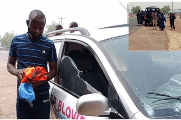 Zamfara School Abduction: Angry Mob Attack Journalists