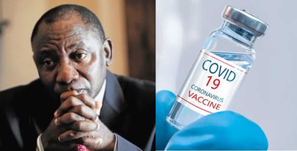 Cyril Ramaphosa to receive first batch of COVID-19 vaccine on Monday