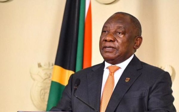 BREAKING: President Cyril Ramaphosa to address the nation today