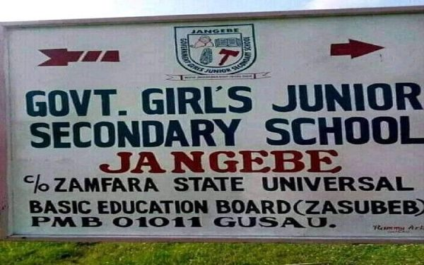 Abducted Jangebe schoolgirls not yet released – Zamfara govt