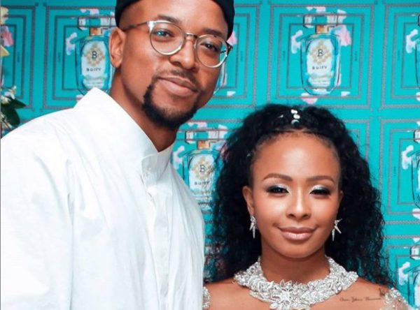 Boity proposes marriage to Maps Maponyane