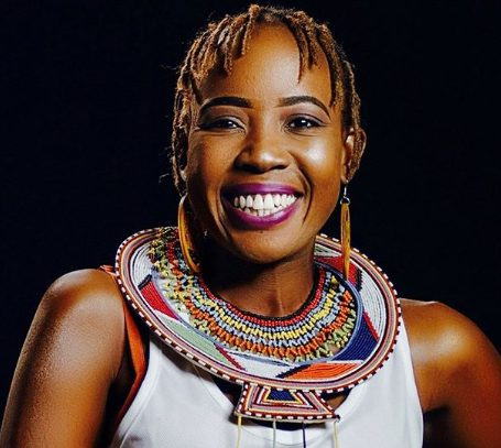 Ntsiki Mazwai goes completely naked in recent post