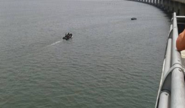 Fisherman lands in trouble for throwing six-week-old baby into lagoon