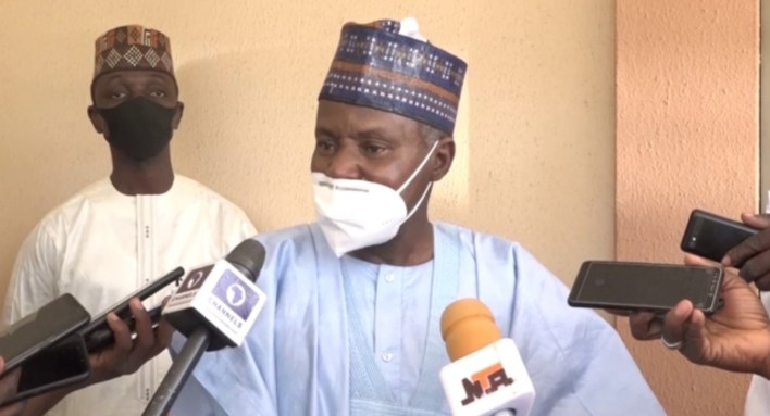 Don't be cowards, confront bandits – Defence Minister tells Nigerians (VIDEO)