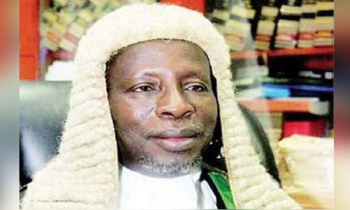 JUST IN: Ex-Federal High Court Chief Judge, Kafatati dies