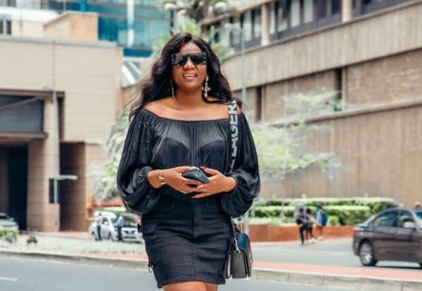 Shauwn Mkhize reveals how she deals with the negativity thrown her family