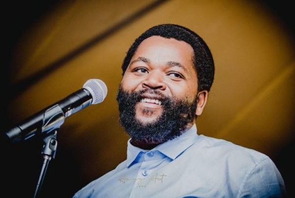 Sjava receives 2020-2021 Language Activist Award