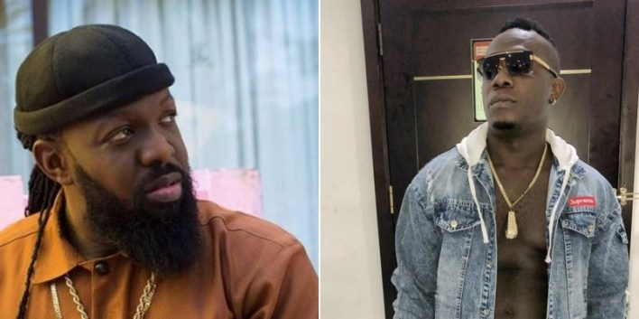 """""""Don't ever compare me to any rubbish""""- Timaya reacts after being compared to Duncan Mighty"""