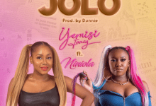 Yemisi Fancy Ft. Niniola - JOLO