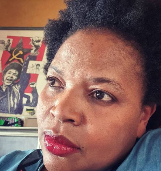 Florence Masebe expresses disappointment for not having sign language interpretation during President Ramaphosa's speech