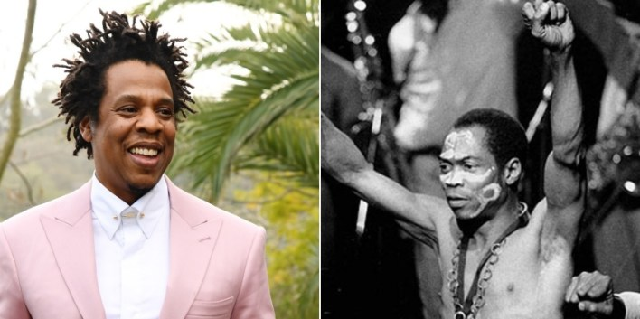 Fela Kuti, Jay-Z Nominated For 2021 Rock And Roll Hall Of Fame