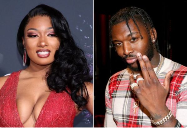 Megan Thee Stallion finally confirms relationship with Pardison Fontaine
