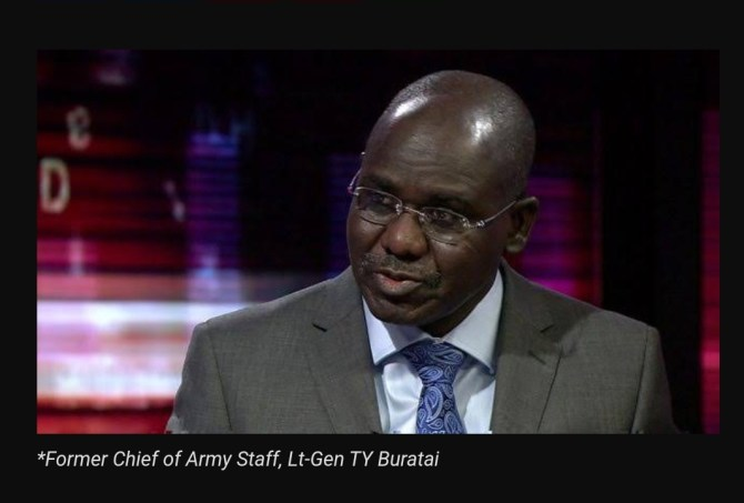 TY Buratai: Why the phones are still ringing